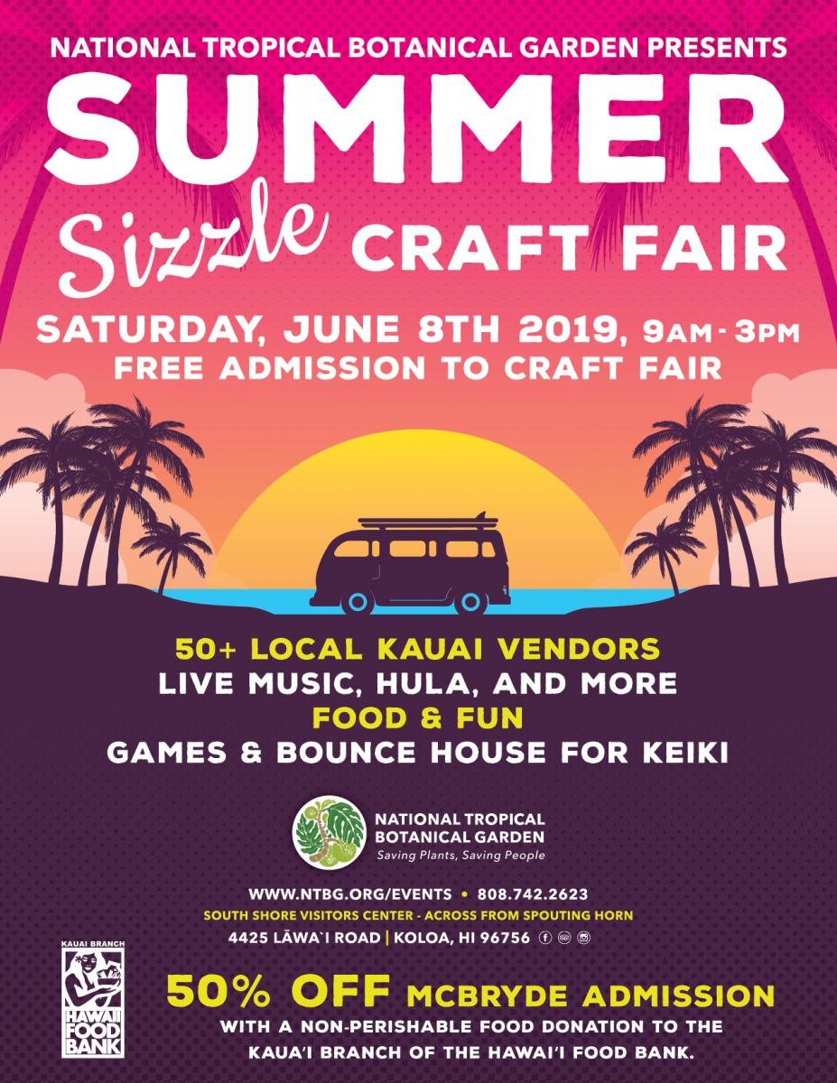 Summer Sizzle Craft Fair