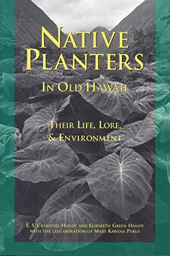 Native Plants in Old Hawaii: Their Life, Lore & Environment, Botanical Books by Indigenous Authors, International Day of the Worlds Indigenous Peoples, National Book Lovers Day